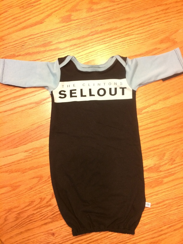 Sellout gown
