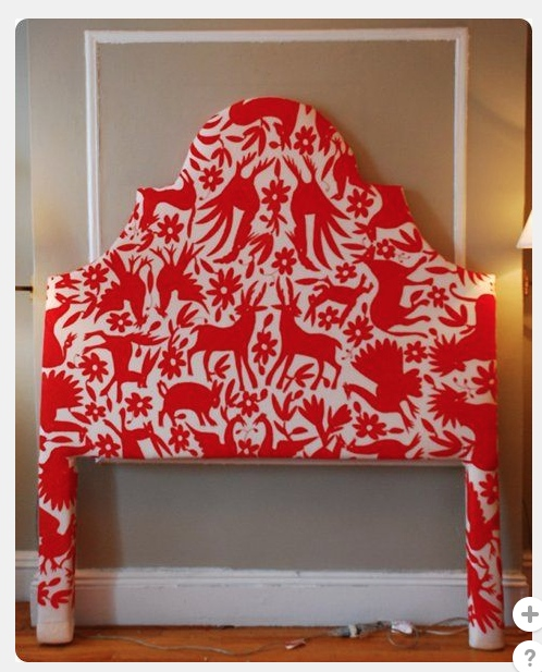 padded headboard example